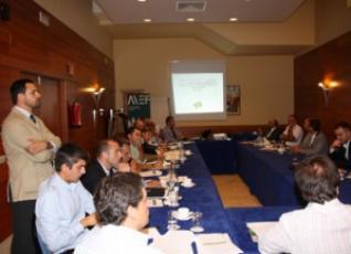 Misión Inversa para la Asociación Andaluza de Empresas Forestales